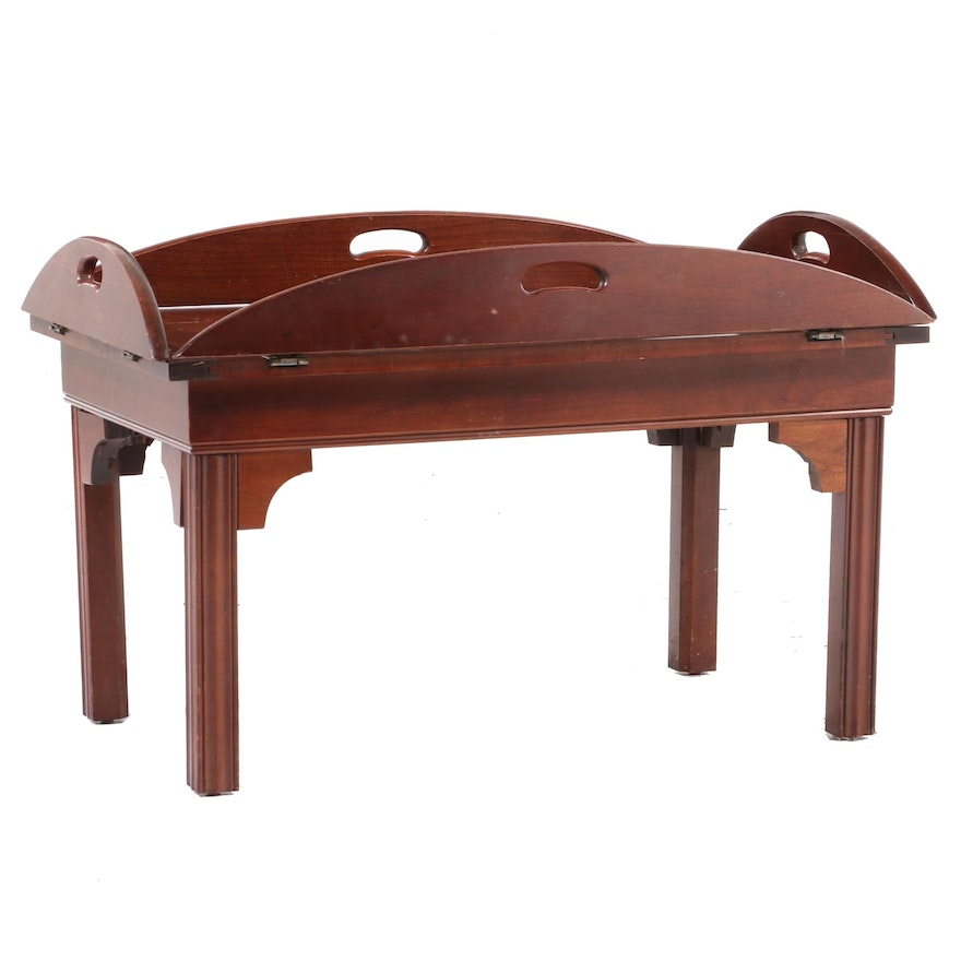 Butler's Tray Coffee Table, 1970s