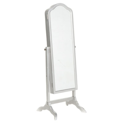 Pier 1 Imports Cheval Mirror with Jewelry Armoire