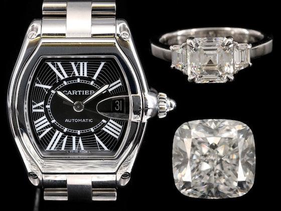 JUNE PREMIER JEWELRY, LOOSE DIAMONDS & TIMEPIECES