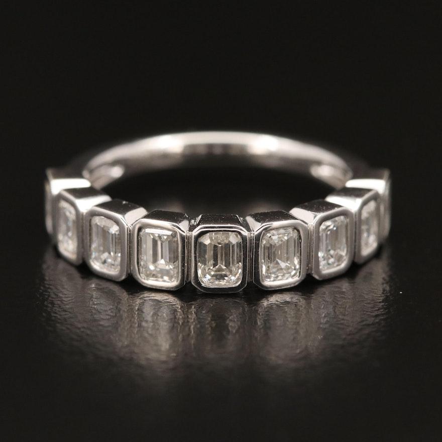 18K 1.36 CTW Diamond Band
