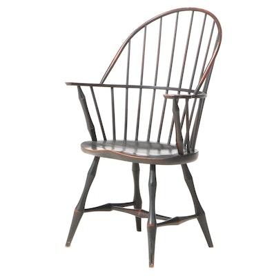 David T. Smith Sack-Back Windsor Armchair