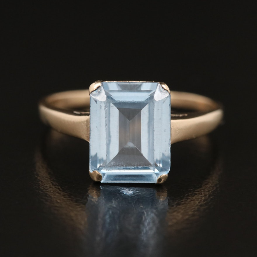 10K Spinel Ring