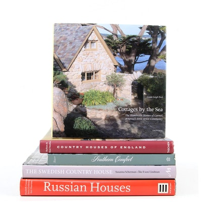"""""""Cottages by the Sea"""" and More Architecture and Design Books"""