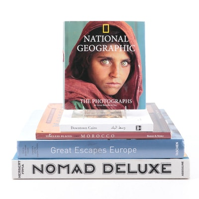 """""""Nomad Deluxe"""" and More Photography and Reference Books"""