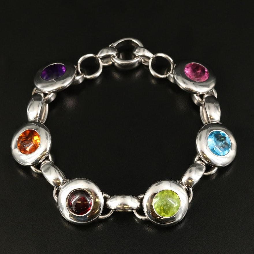 Tamara Comolli 18K Gemstone Bracelet