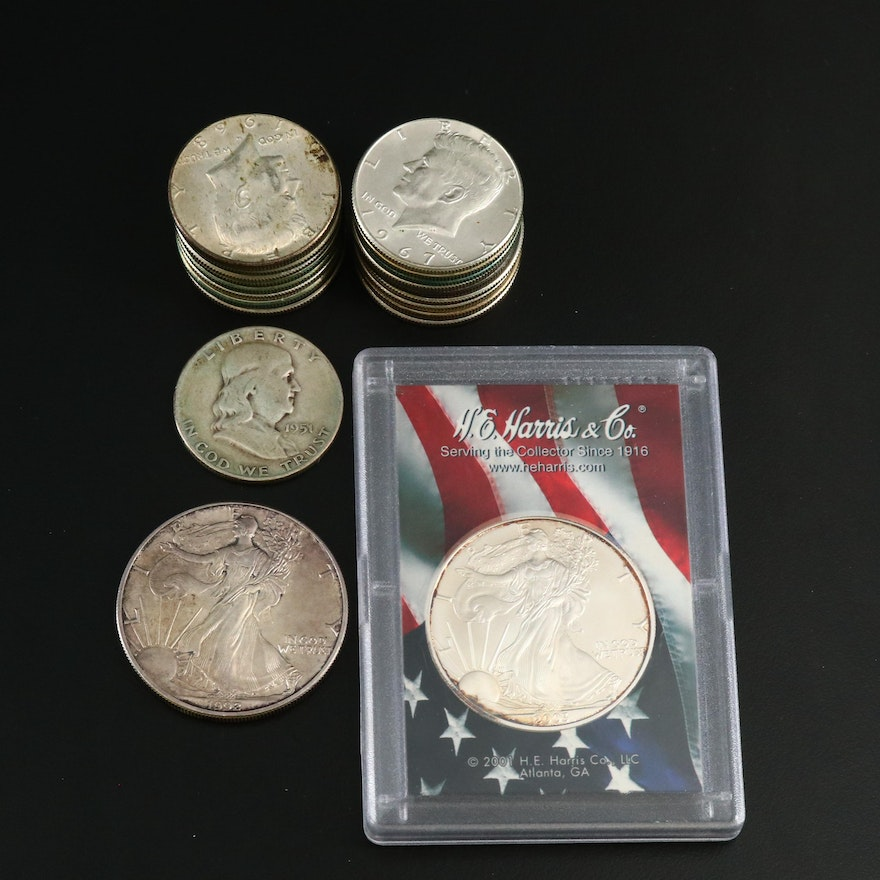 Assortment of U.S. Silver Coins