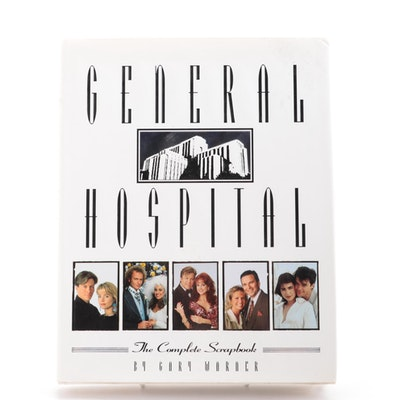 """First Edition """"General Hospital: The Complete Scrapbook"""" by Gary Warner"""