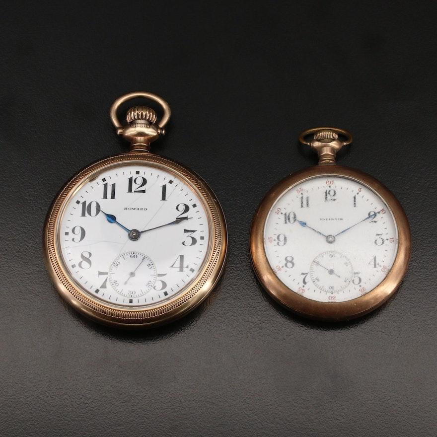 1916 Howard & Illinois Pocket Watches