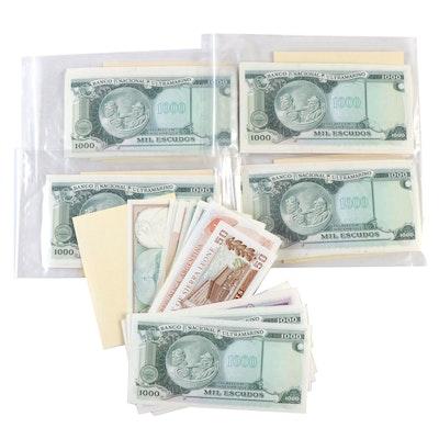 International Banknote Portfolios Issued by Alan Shawn Feinstein Associates