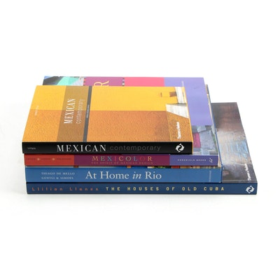 """""""Mexican Contemporary"""" and More Design and Décor Books"""