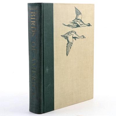 """Louis Agassiz Fuertes Illustrated """"Birds of America,"""" 1936"""