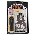 """Kenner """"Return of the Jedi"""" Darth Vader Action Figure in Packaging, 1983"""