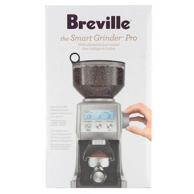Breville Smart Grinder Pro Coffee Maker