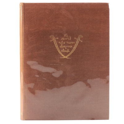 """First UK Trade Edition """"Seven Pillars of Wisdom"""" by T. E. Lawrence, 1935"""