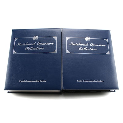 """""""Statehood Quarters Collection"""" Volumes I and II"""