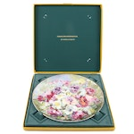 """Royal Doulton """"Spring Harmony"""" Hand-Painted Bone China Collectors Plate"""