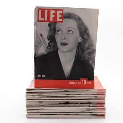 """LIFE"" Magazine Collection, 1939–1943"