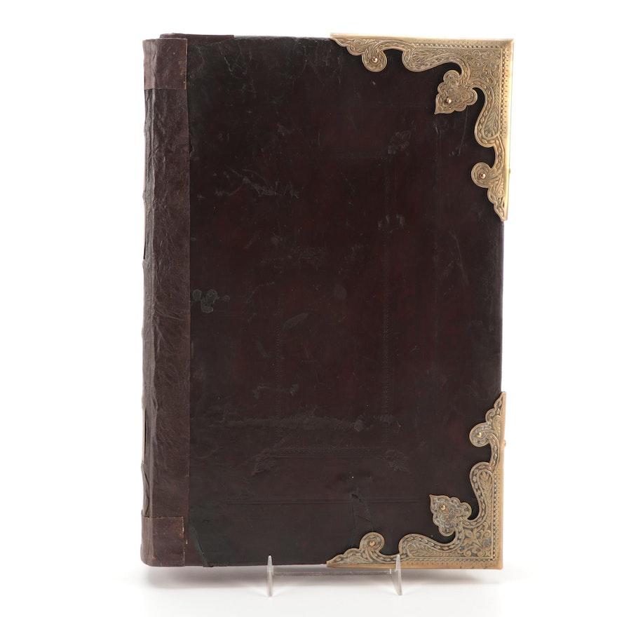 "Francis Bacon Volume Including ""Sylva Sylvarum"" and More, 1657–1658"