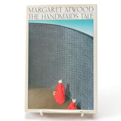 """First Edition """"The Handmaid's Tale"""" by Margaret Atwood, 1986"""