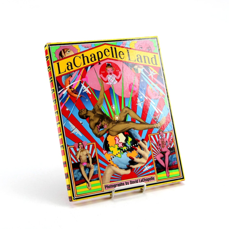"""Limited Edition """"LaChapelle Land"""" by David LaChapelle, 1996"""
