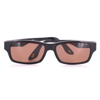 Ray-Ban 5180 Black and Red Sunglasses with Case