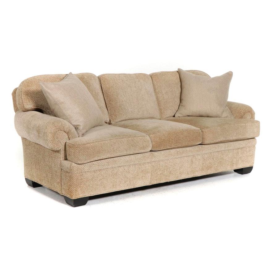 Contemporary Kravet Furniture Three-Seat Sofa
