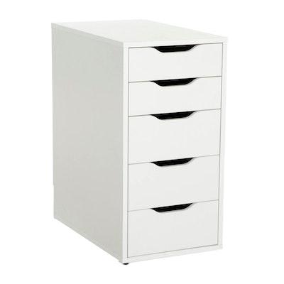 IKEA Vika Alex Drawer Unit in White