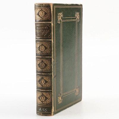 "Illustrated ""The Pilgrim's Progress"" by John Bunyan, Early/Mid 19th Century"