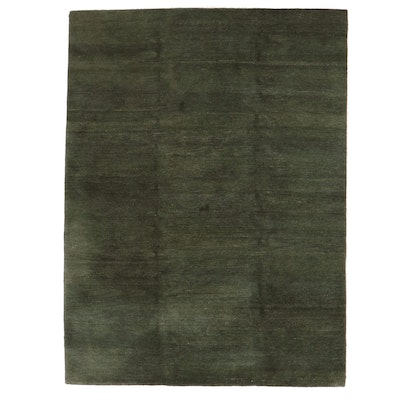 """8'2 x 11' Hand-Knotted Masland Rug Collection """"Gabbeh"""" Area Rug"""