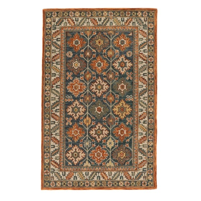 5' x 7'11 Hand-Tufted Indo-Northwest Persian Rug, 2010s