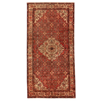 5' x 10'3 Hand-Knotted Northwest Persian Herati Area Rug