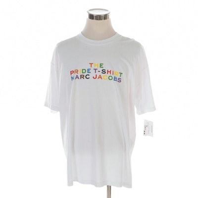 Marc Jacobs Unisex The Pride T-Shirt