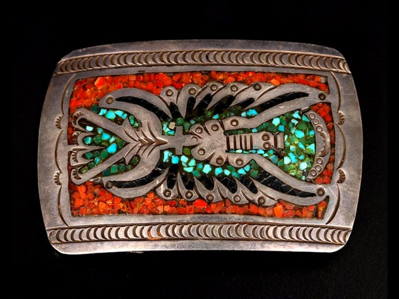 Western Art, Turquoise Jewelry & Southwestern Décor
