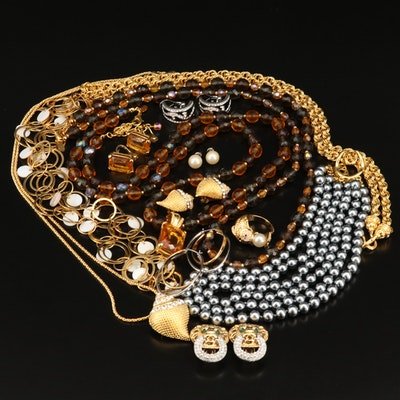 Joan Rivers Classics Collection and Kenneth Jay Lane Jewelry Selection