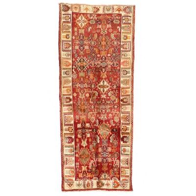 3'1 x 8'3 Hand-Knotted Persian Qashqai Long Rug