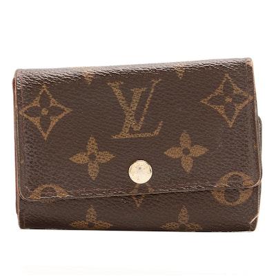 Louis Vuitton 6 Key Holder in Monogram Canvas