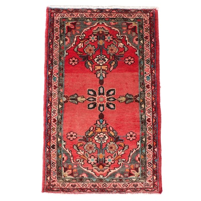 2'2 x 3'6 Hand-Knotted Persian Mehriban Accent Rug