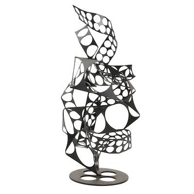 Metal Ikebana for Floral Arrangements