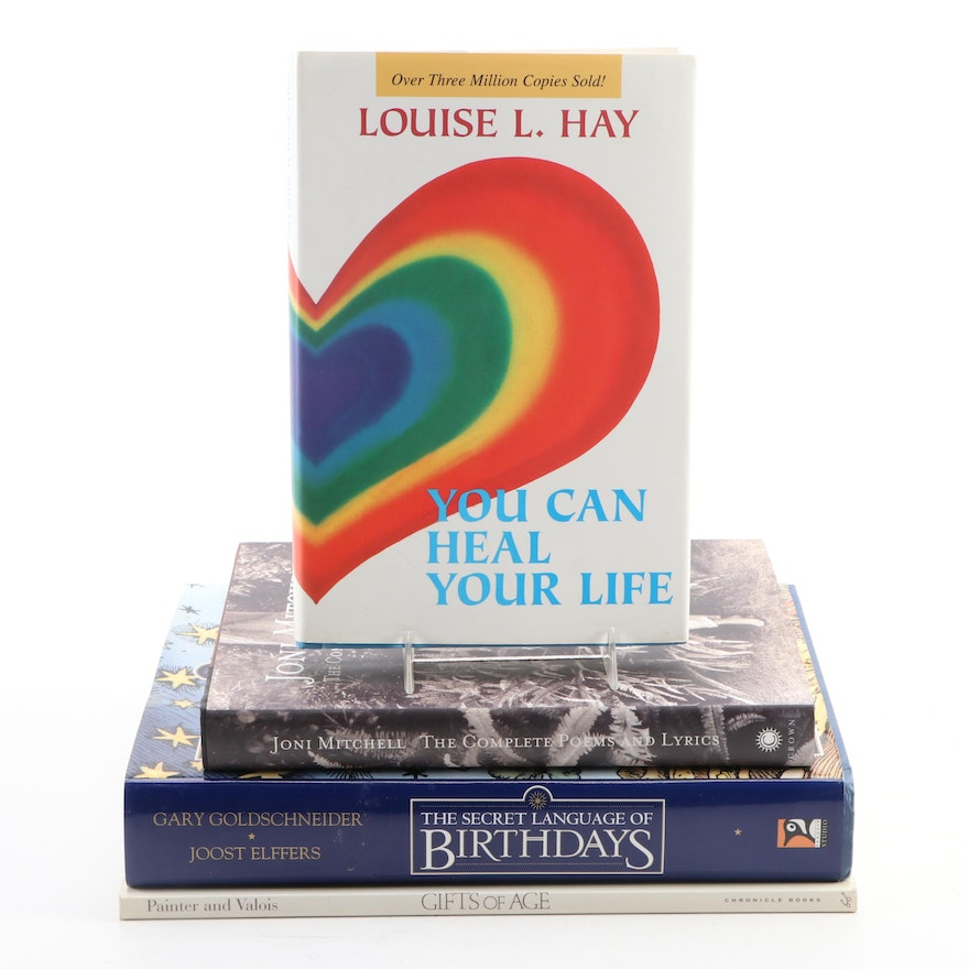 """""""The Secret Language of Birthdays"""" and More Nonfiction Books, Late 20th Century"""