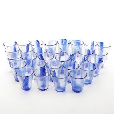 """Bormioli Rocco """"Murano"""" Beverage Glasses"""
