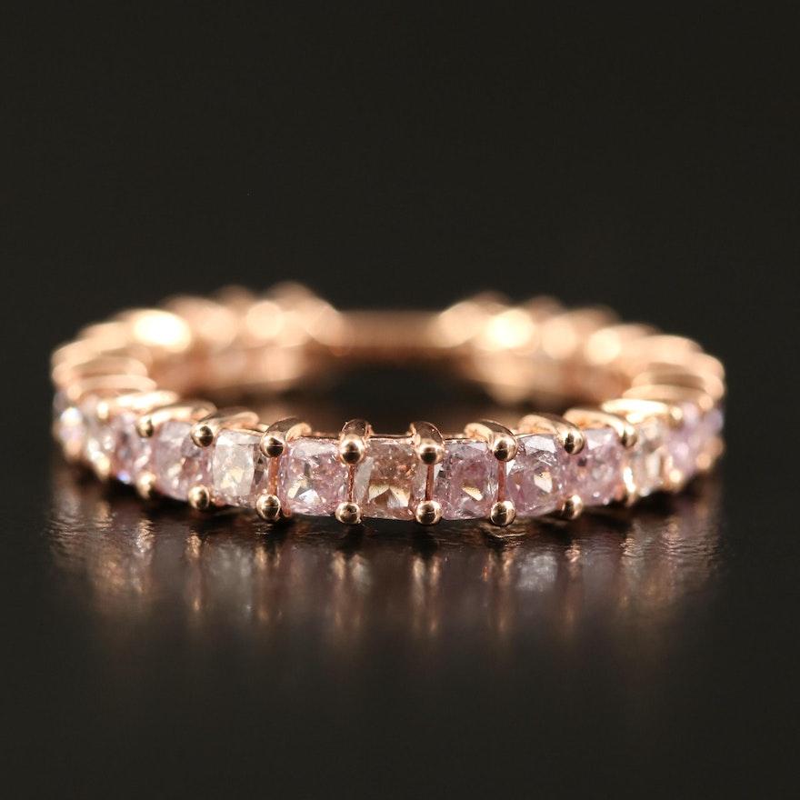 18K 1.81 CTW Diamond Band