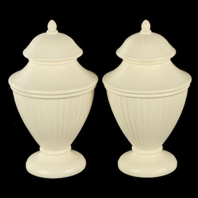 Royal Haeger Pottery Ceramic Urns, Late 20th Century