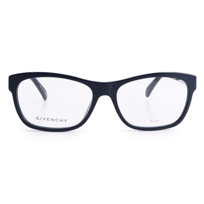 Givenchy GV0111/G Rectangular Eyeglasses with Case and Box