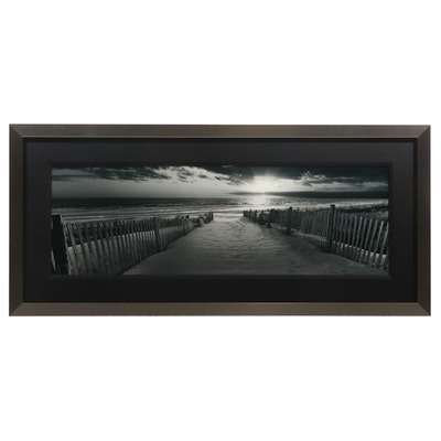 "Peter Lik Large-Scale Digital Photograph ""Morning Calm,"" Circa 2013"