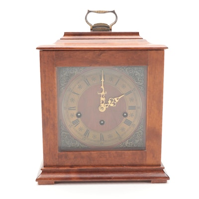 Elgin Carriage Mantel Clock, Mid to Late 20th Century