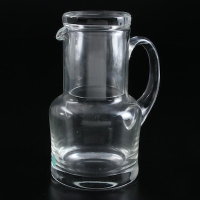 Tiffany & Co. Bedside Carafe Pitcher with Tumbler
