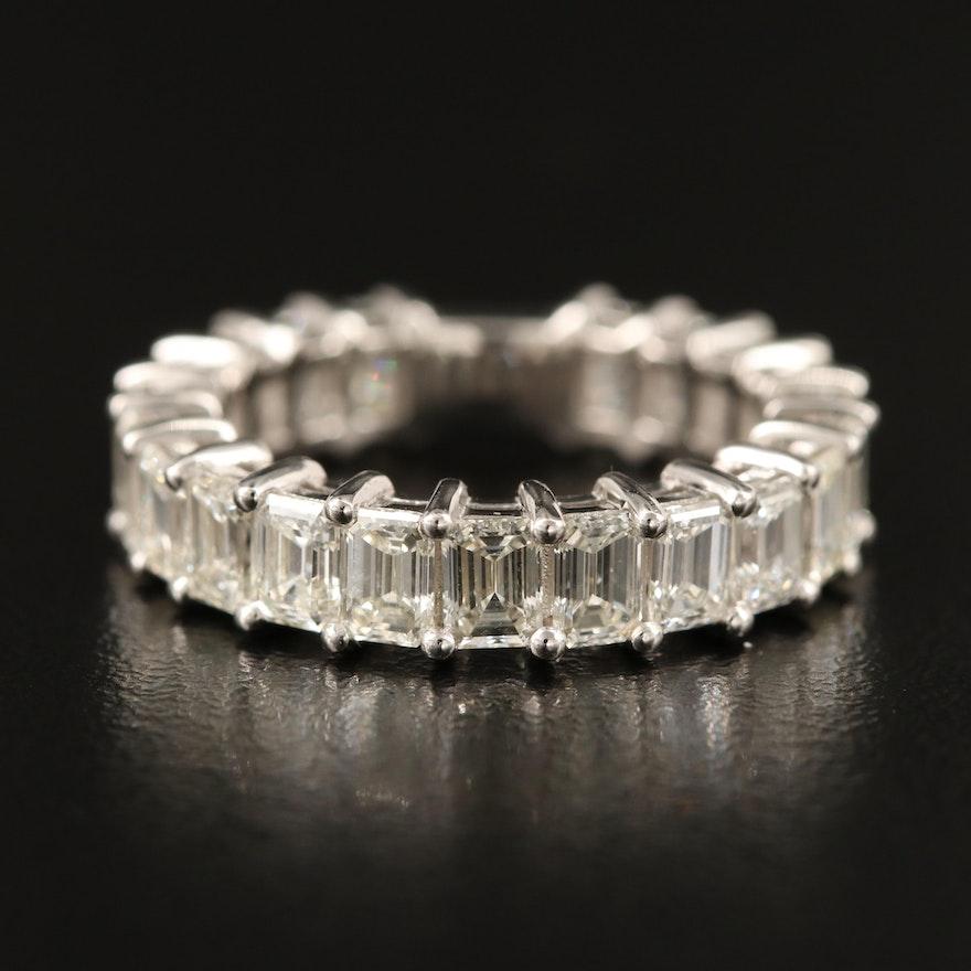 18K 3.32 CTW Diamond Band