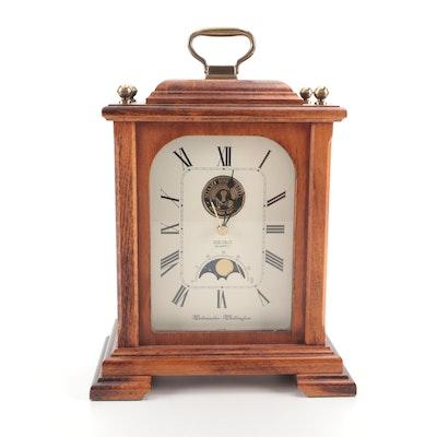 Seiko Westminster-Whittington Miami of Ohio University Carriage Clock