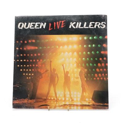 "Unopened Queen ""Live Killers"" Record, 1979"