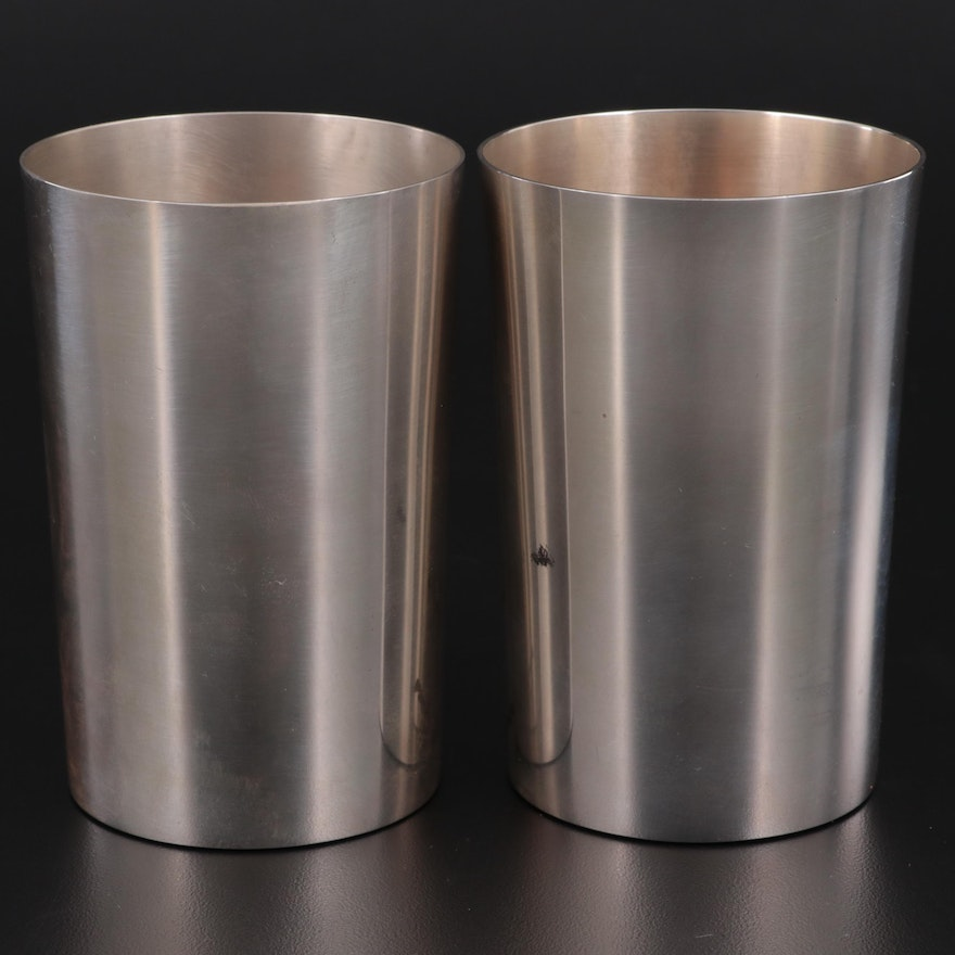 Stieff Sterling Silver Tumblers